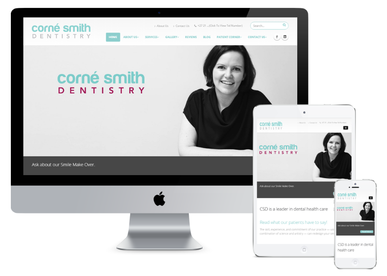 Why Dentists Need a New Website